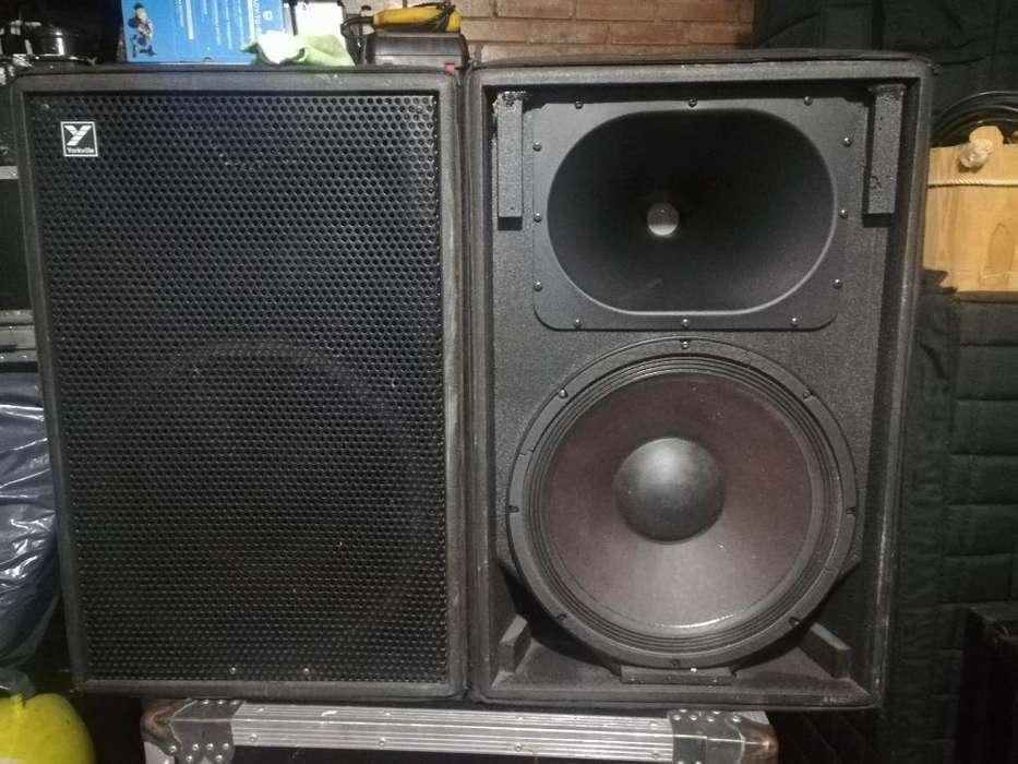 Sonido a Dos Vias 500 Rms Originales