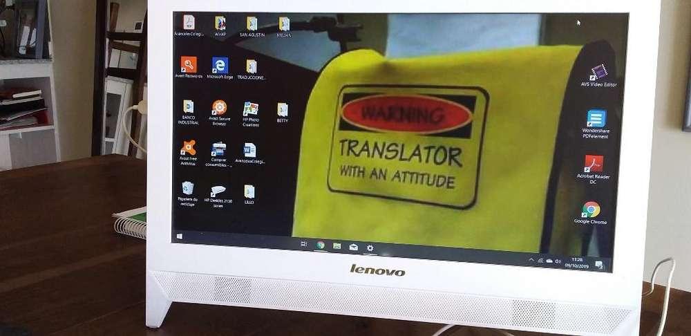 Compu All In One Lenovo