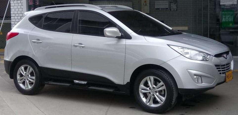 Hyundai Tucson ix-35 2014 - 32000 km