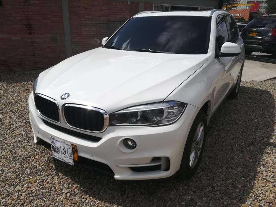 <strong>bmw</strong> X5 2016 - 35442 km