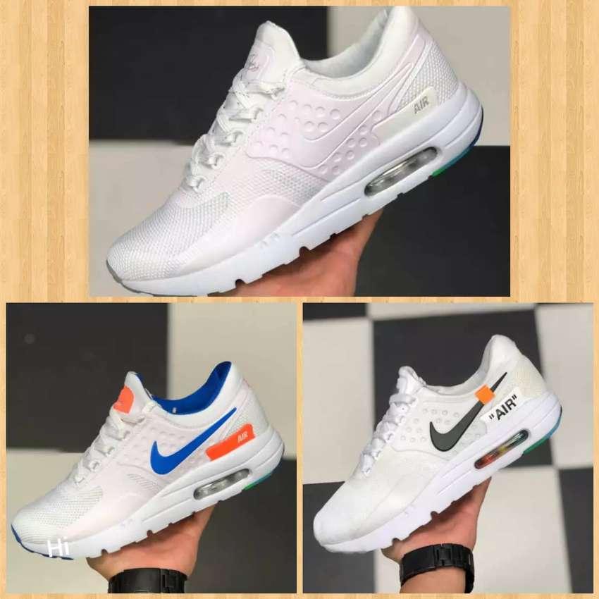 construcción racional venta limitada estilo de moda Zapatillas Nike AirMax Zero hombre y m - Ropa - 1102892500