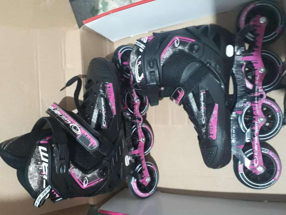 PATINES SEMIPROFESIONALES * ROLLER TEAM ADULTO