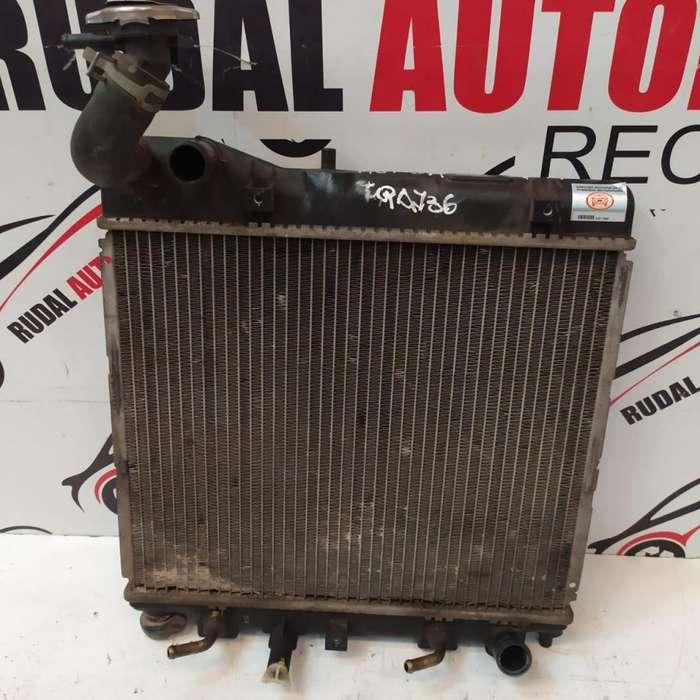 Radiador De Agua Honda Fit 5225 Oblea:03011888