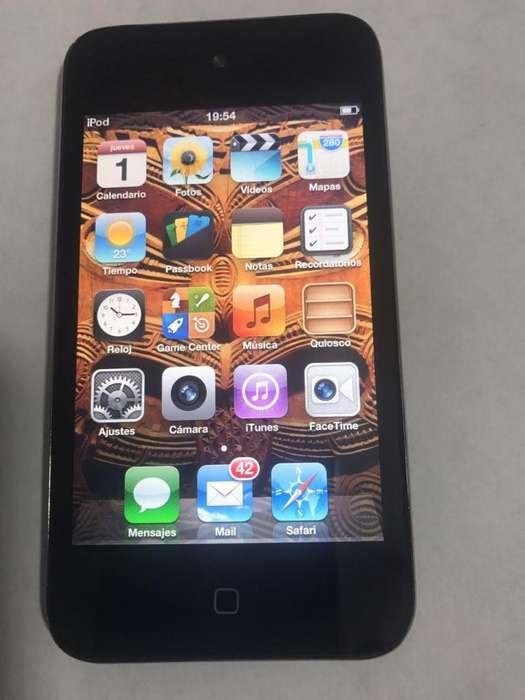 <strong>ipod</strong> touch 4 de 32gb con accesorios