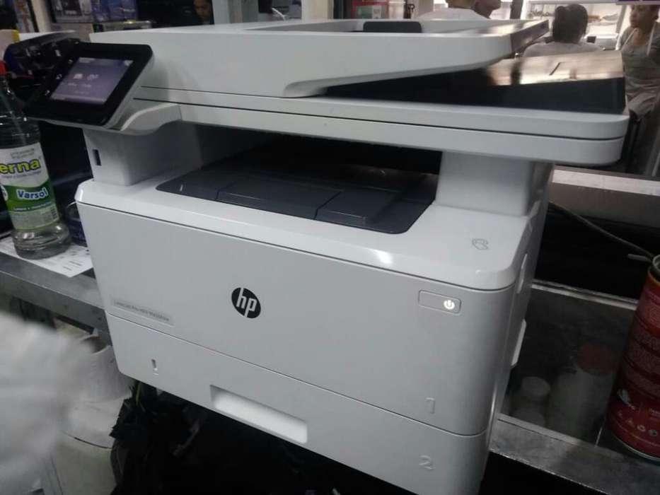 Impresora Hp 426fdw