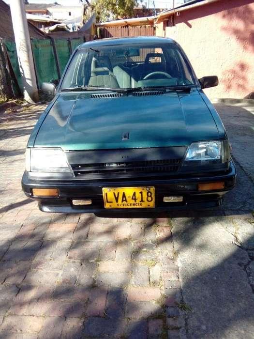 Chevrolet Sprint 1992 - 91550 km