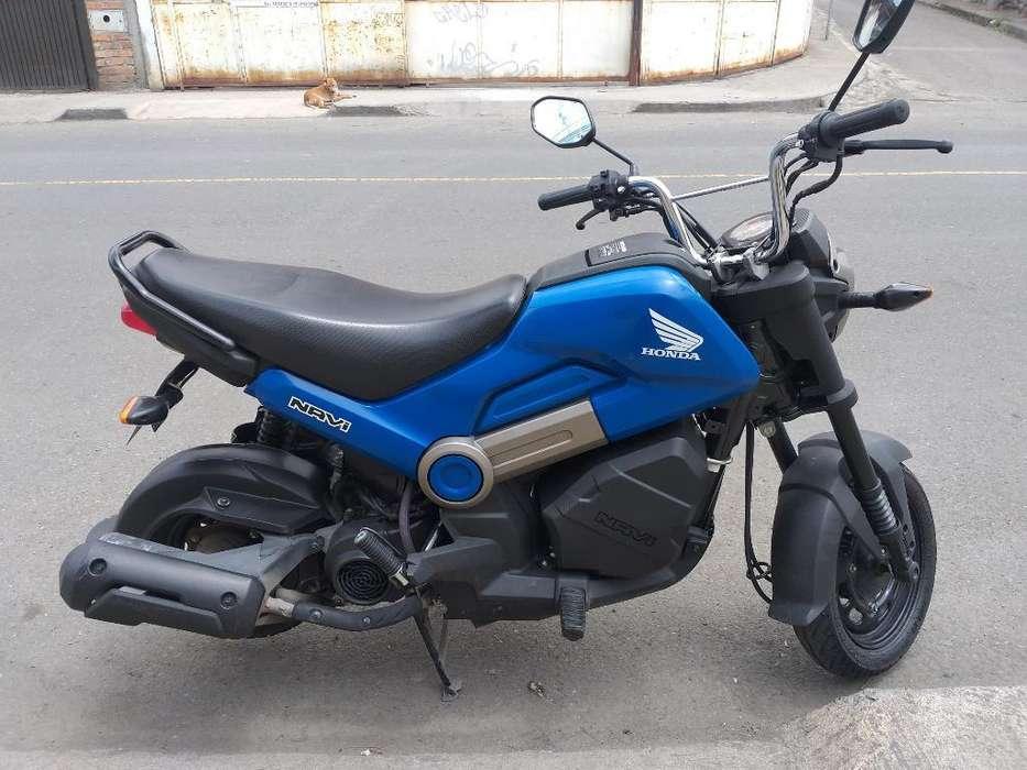 Moto <strong>honda</strong> Navi 110 Cc, Automatica
