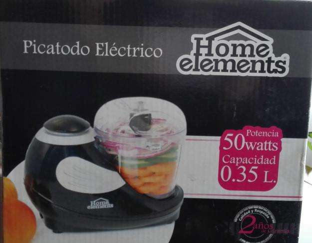 Picatodo Electrico Home Elements