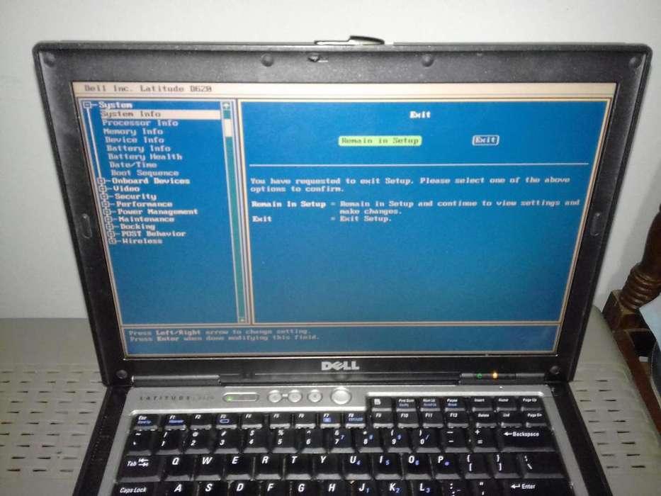 Portátil Dell Latitude 620