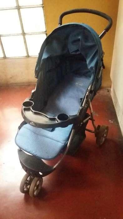 coche para bebes BABY KITS original !!! en buen estado y de ocasion