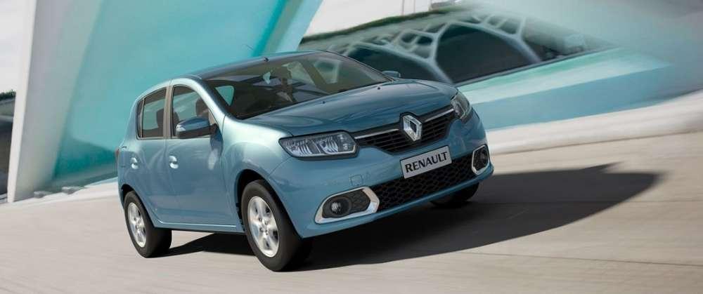 Renault Sandero 2019 - 0 km