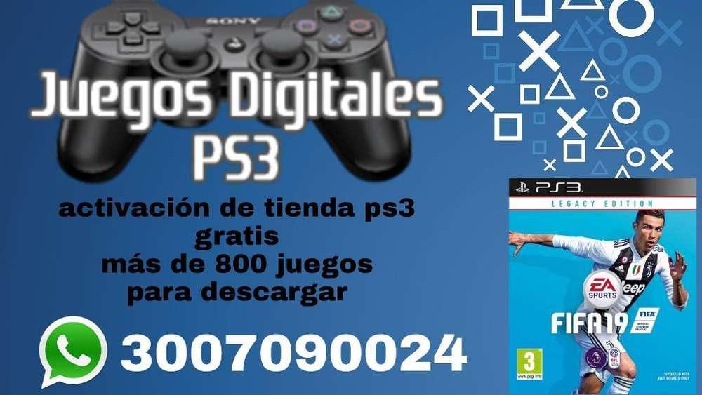 Juegos Play3