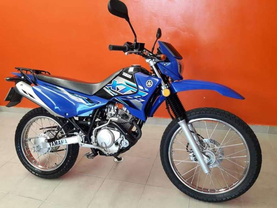 <strong>yamaha</strong> Xtz 125c 800km(recib Moto)