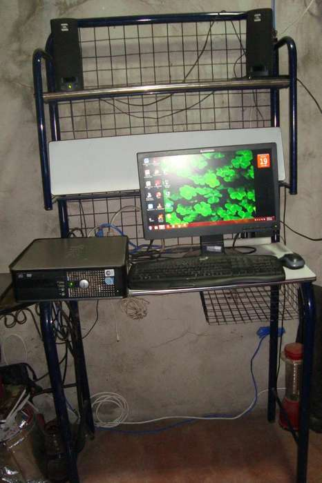 computadora dell core duo 2.66 Ghz