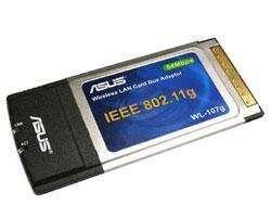 MODULO WIFI PCMCIA para portatiles tarjeta inalambrica