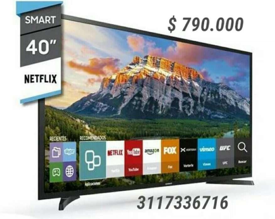 Smart Tv de 40 Nuevos Garantia