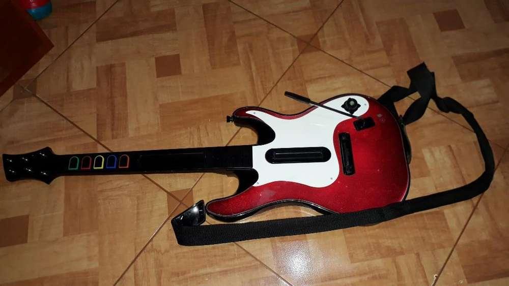 Se Vende Guitarra de Guitar Hero Xbox 36
