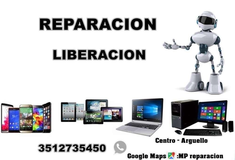 Servicio tecnico duartes quiros o arguello, desbloqueo, netbook, celular, liberación etc.