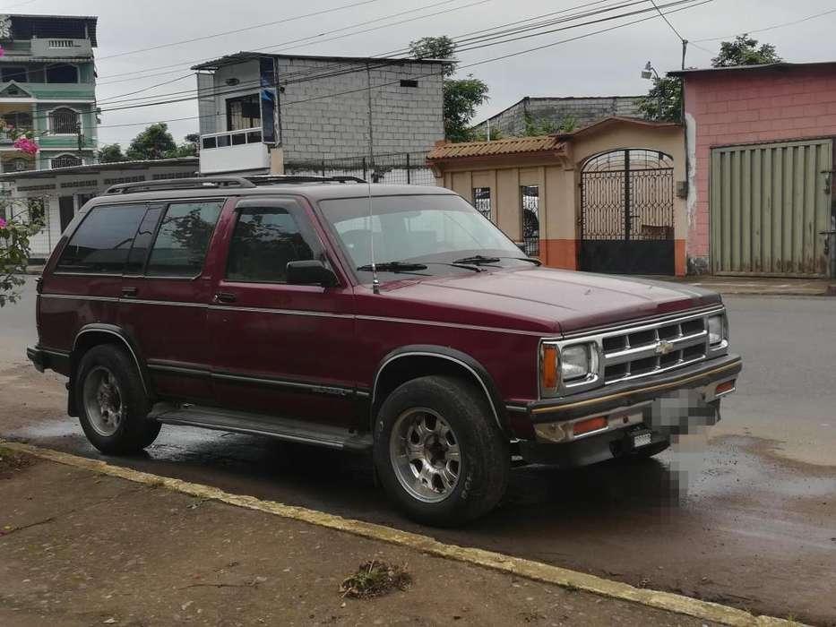 Chevrolet Miniblazer 1993 - 0 km