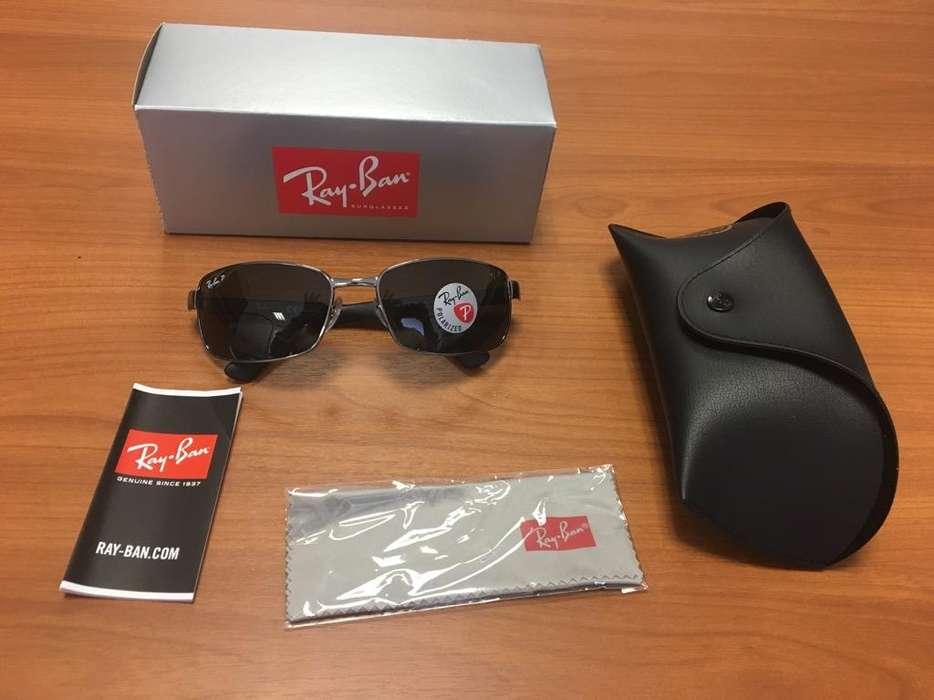 Gafas Ray Ban Rb3478 Nuevas