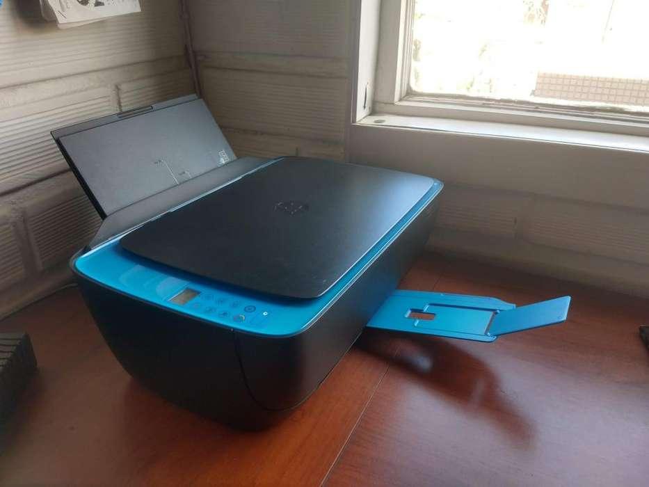 Impresora HP Deskjet (Impresora, scanner y fotocopiadora) barata