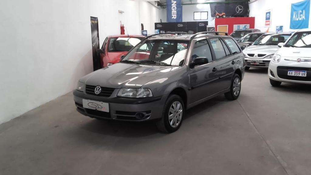 volkswagen gol country gnc 100porciento financiada