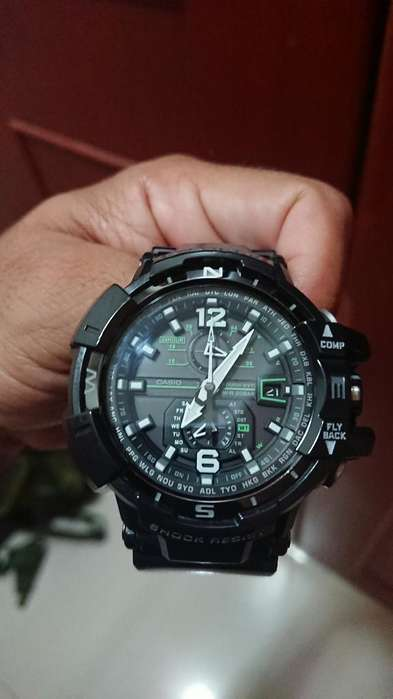 Reloj Casio Gwa1100