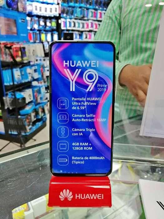 Huawei Y9 Prime 2019 128GB Nuevos Sellados