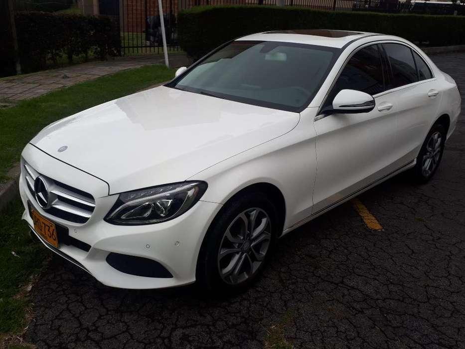 Mercedes-Benz Clase C 2017 - 28000 km