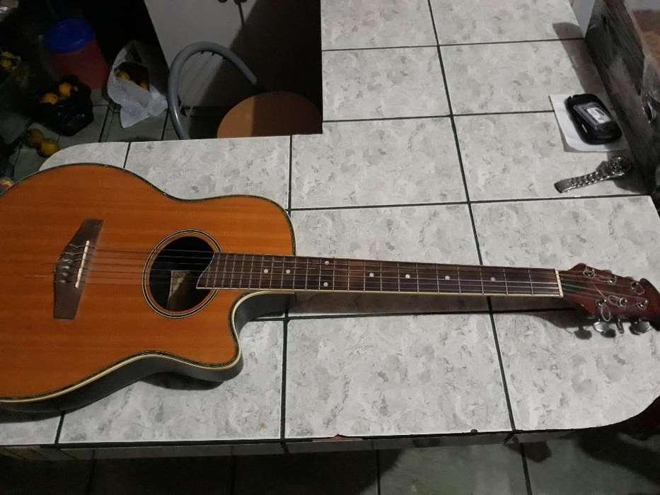 Guitarra Electro Acustica Marca Admix
