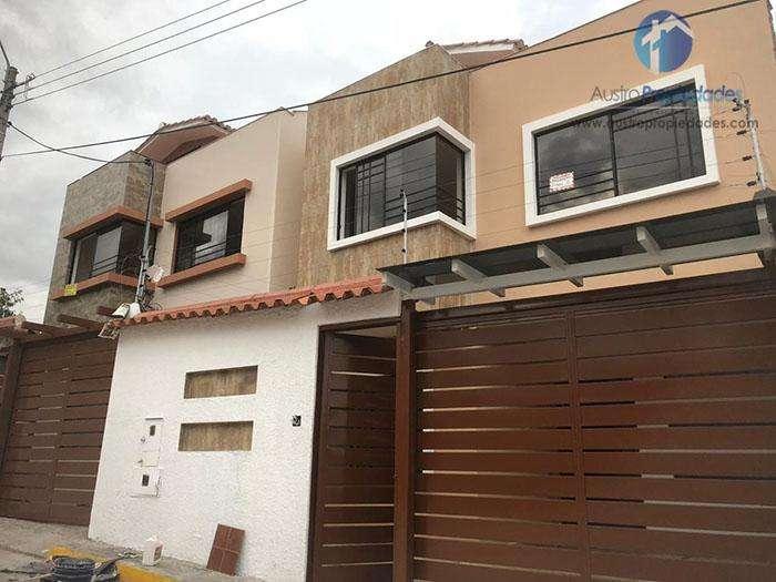 102.000 Casa en Venta en Cuenca sector El Cebollar
