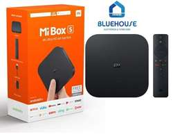 TV BOX MI BOX S 4K Xiaomi C/Chromcast C/Voz