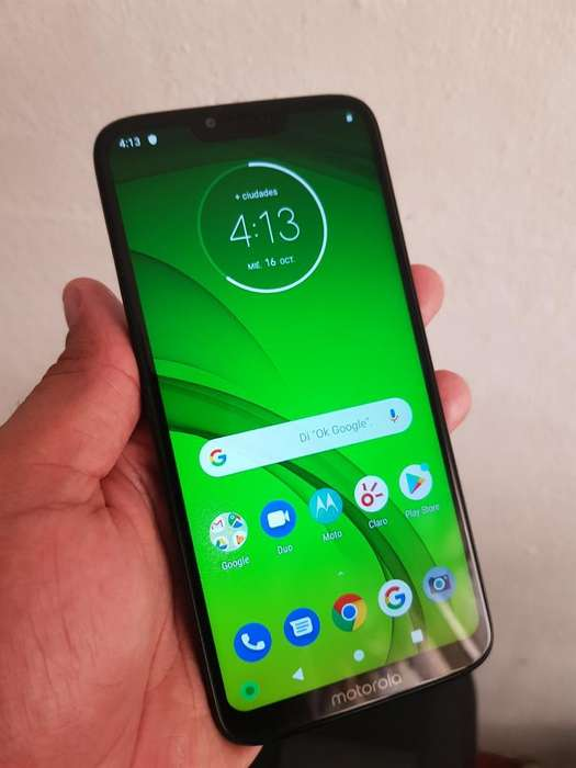 Moto G7 Power (64gb 4 Ram)