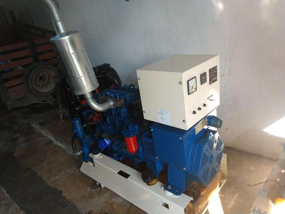Vendo Planta Diesel 17.5kva T3152960247