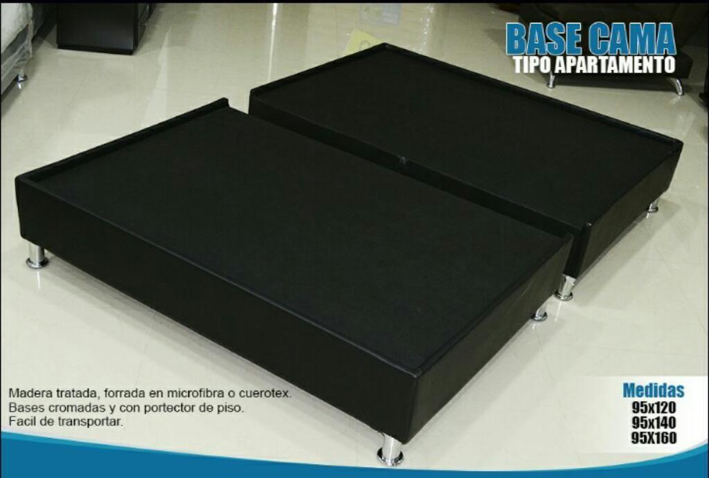 Base Cama 120 X 190