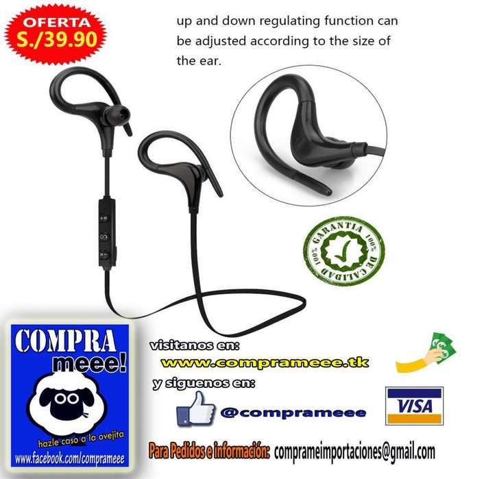 Audifonos Bluetooth Estereo OFERTA