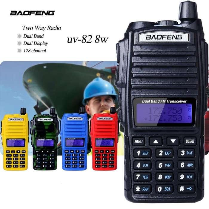 Handie 10w Potencia Ub 82