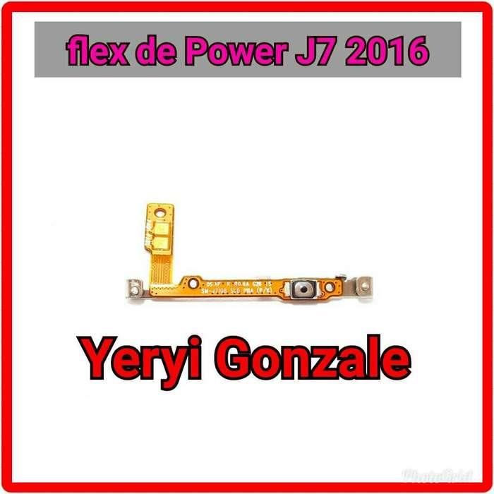 Flex de Power J7 2016 Gral Rodriguez