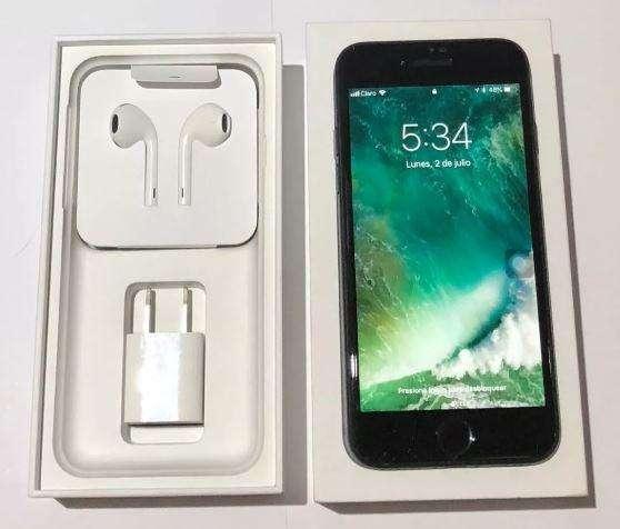 Iphone 7 128 Gb Negro Usado Perfecto Estado