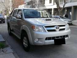 Toyota Hilux 2007 Doble Cabina Srv 4x2
