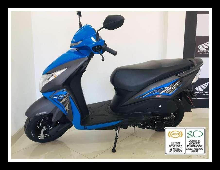 motocicleta <strong>honda</strong> Dio 110 0Km 2020 desde 100.000 de cuota inicial