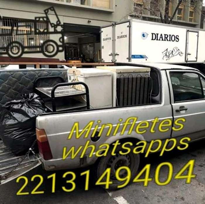 Fletes Minifletes 2213149404 Whatsapps