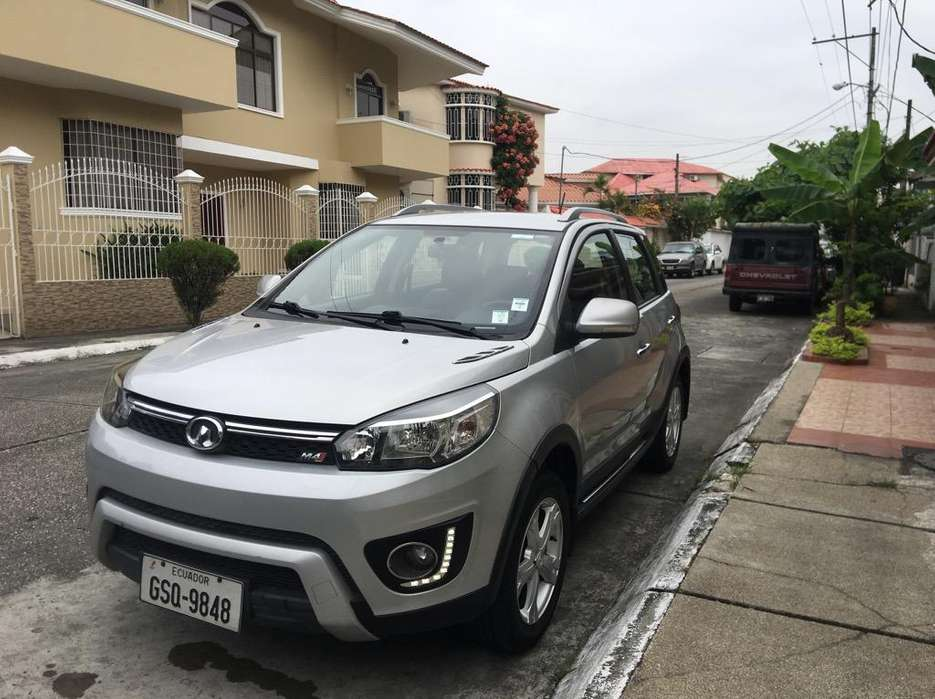 Great Wall M4 2016 - 44000 km