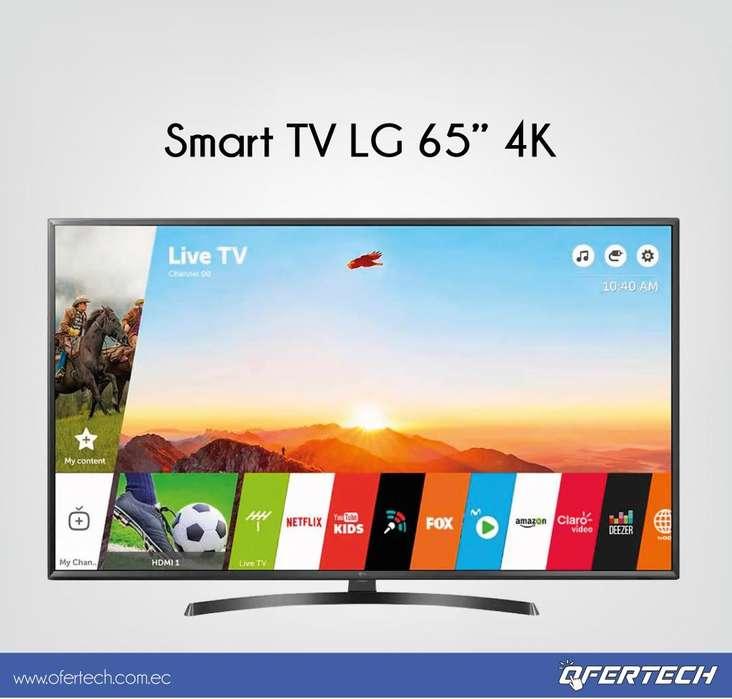 Smart tv LG 6
