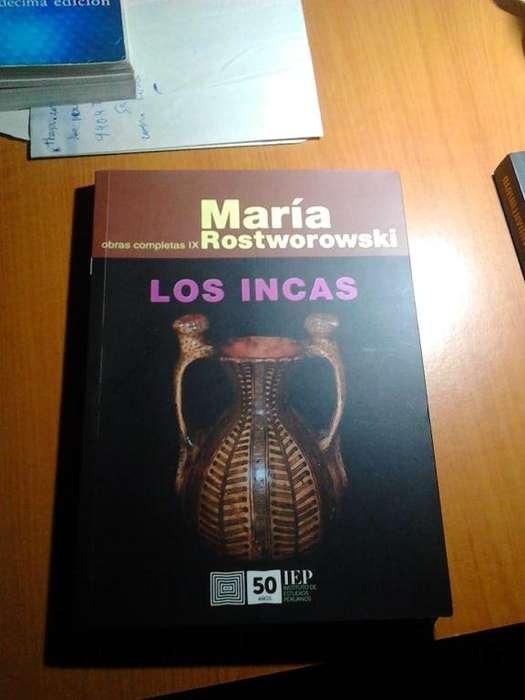 LIBRO DE HISTORIA DEL PERÚ: LOS INCAS