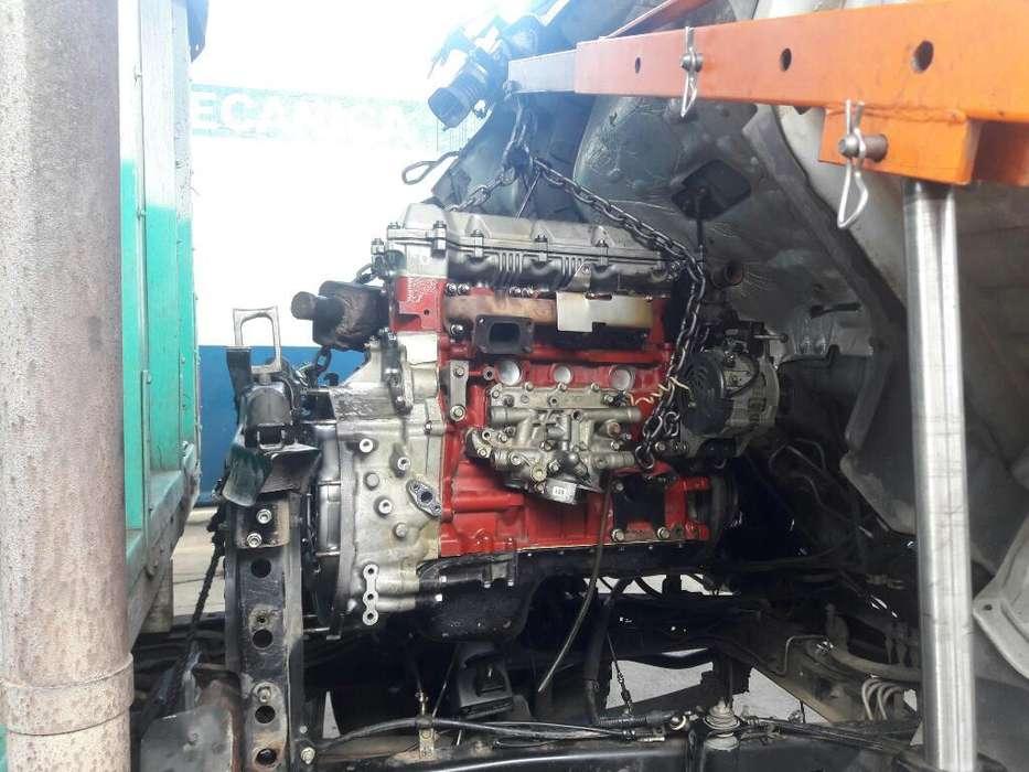 Busco Trabajo Mecanico Diesel Y Gasolina