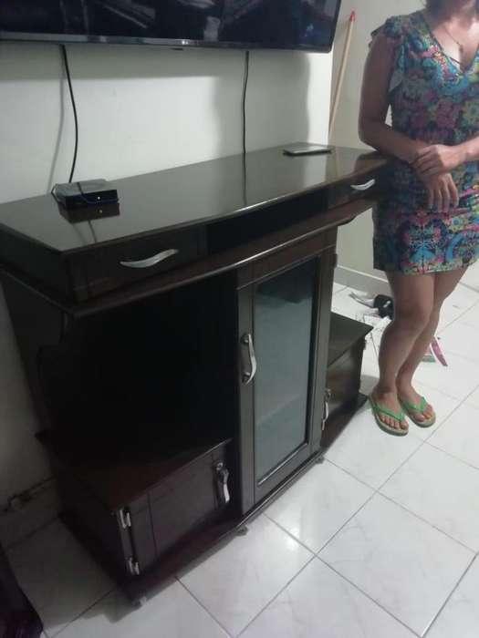 Mueble Multifuncional para Televisor o Sala