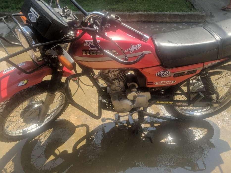 Vendo <strong>honda</strong> Cgl 125