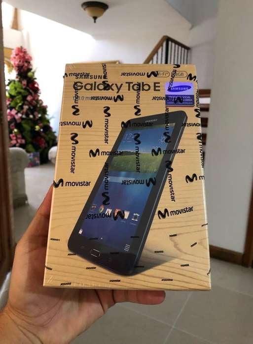 Tablet Galaxy Tab E 7