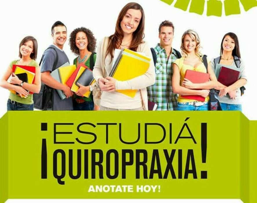 Diplomado en Quiropraxia